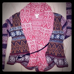 Sundance Cardigan Size L *with flaw*
